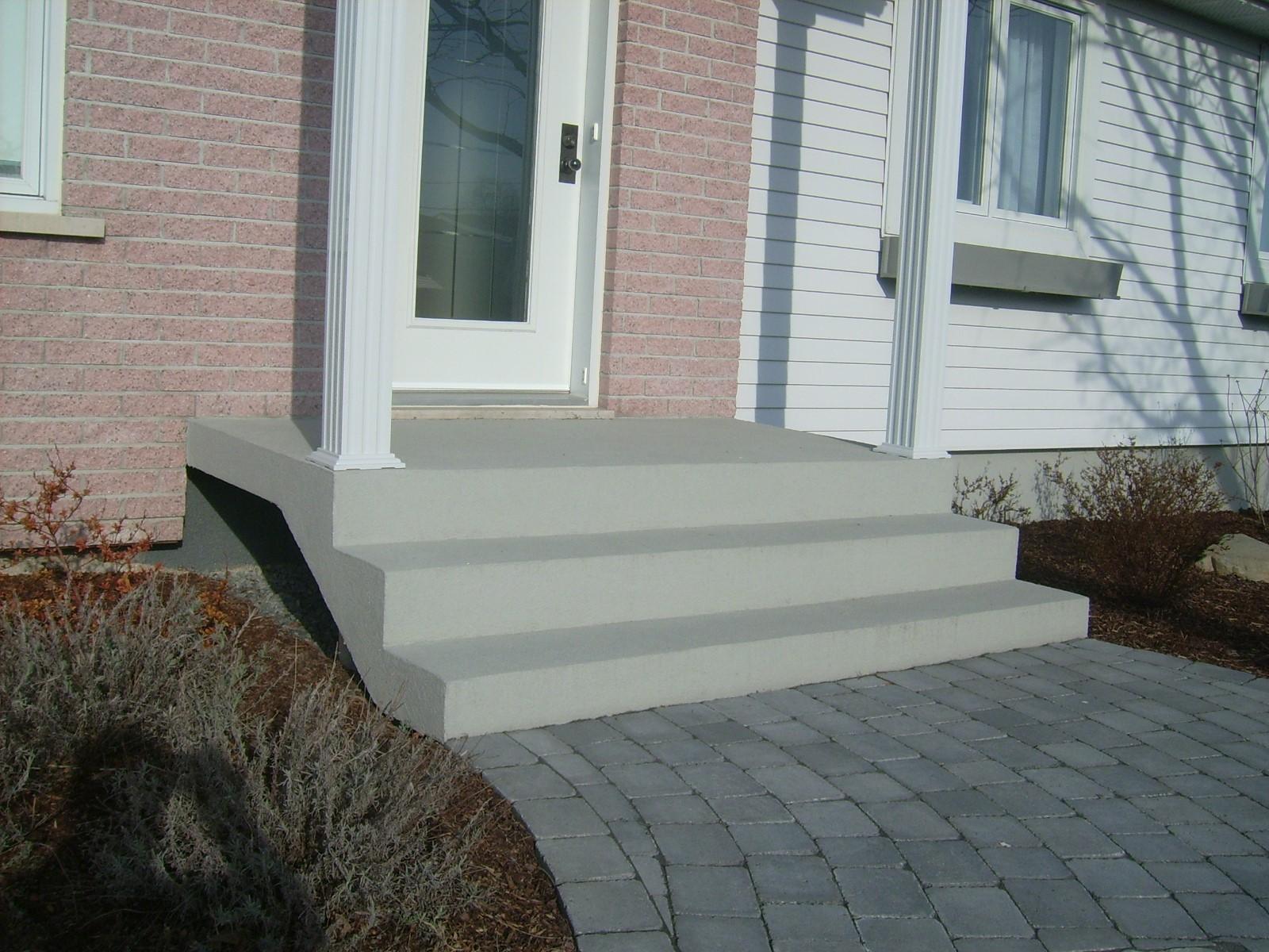 Stucco et joints simon gince inc services finition de for Recouvrement de patio en vinyle