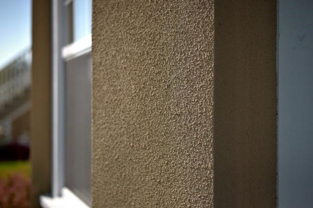 Stucco et joints simon gince inc services finition de for Maison en stuc